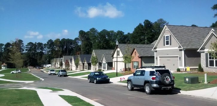 Fortress Announces Final Basements at Victoria Crossing in Kennesaw
