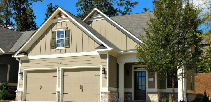 Fortress Builders Building at Marietta Active-Adult Community