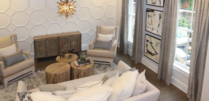 Two Model Show Homes Now Open at The Park at Historic Roswell