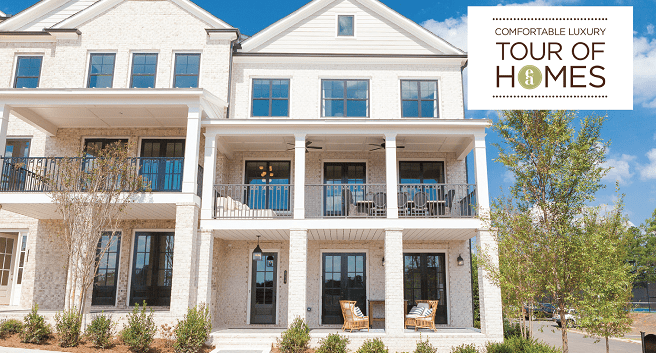 EA Homes Showcases Models & Quick Move-in Townhomes This Weekend
