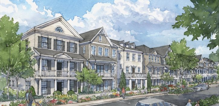 Midwick by EA Homes Brings a Natural Connection to Alpharetta