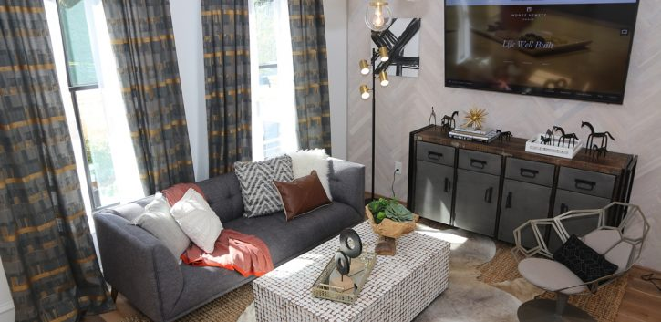 New Decorated Show Home is Now Open at Landen Pine