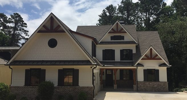 Storey Custom Homes on Lake Lanier