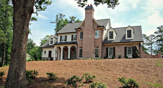 Country Club Roswell Home