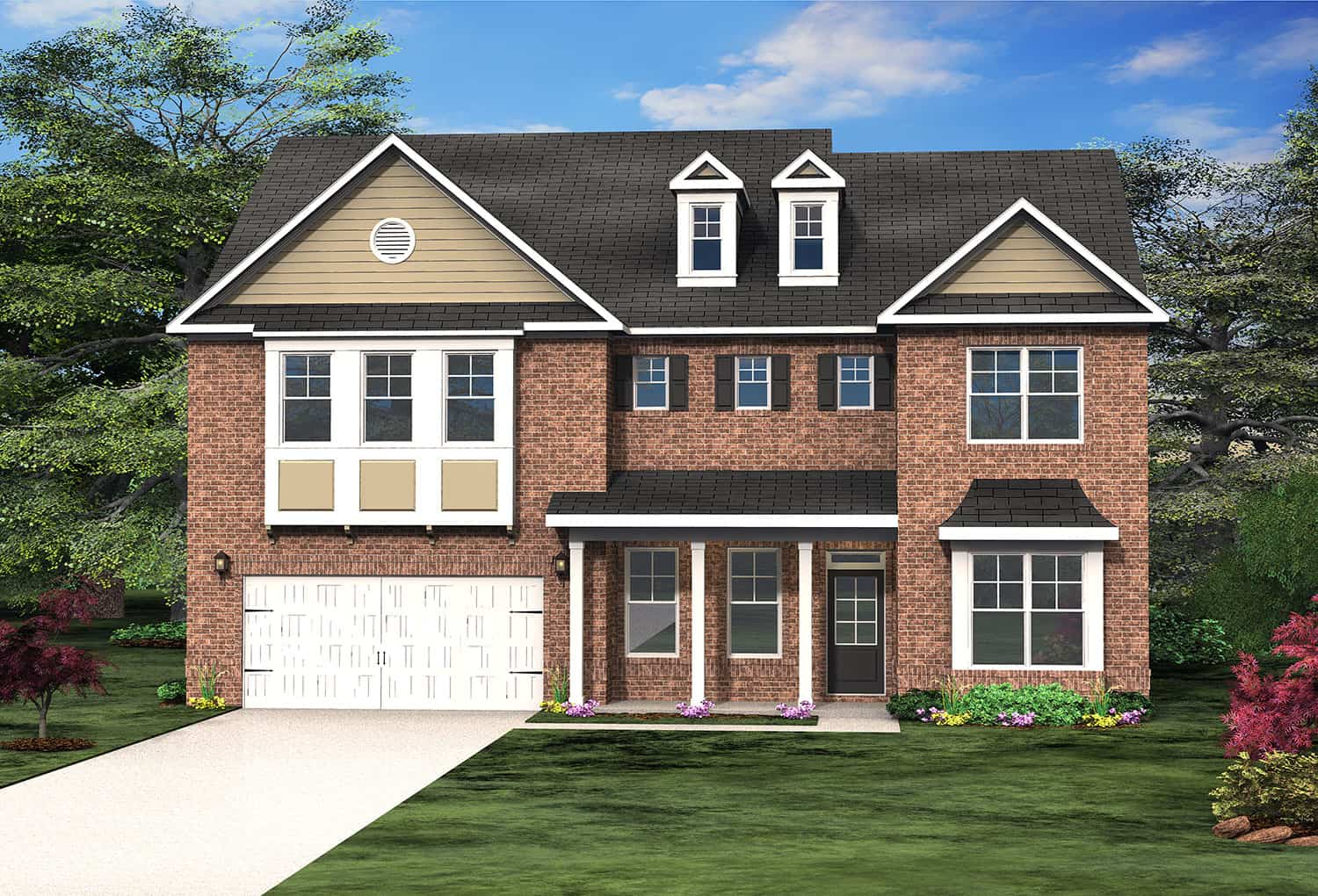 Paran Homes Makes Its Dekalb County Debut with The Woods of Midvale – Paran Homes Floor Plans