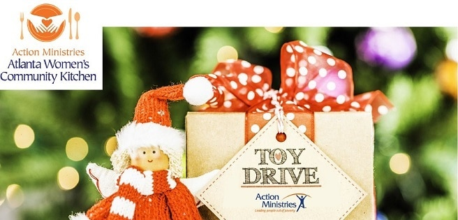 The Providence Group Partners with Action Ministries for Holiday Toy Drive