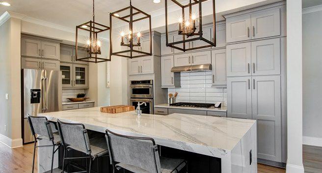 John Wieland Homes and Neighborhoods Wins Gold OBIE Best Interior Merchandising