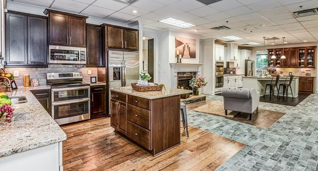 Rockly Homes design center