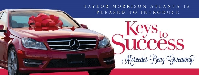 Taylor Morrison's Keys to Success promotion