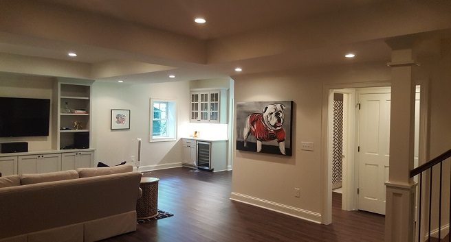 Intown Renovations Group Best Basement Remodel Under 4848 Interesting Best Basement Remodels