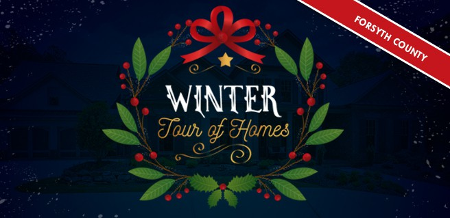 SR Homes to Host Winter Tour of Homes at New Cumming Communities