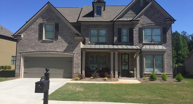 new Atlanta real estate home in Hoschton