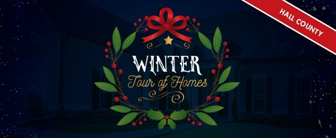 Winter Tour of Homes Coming to New Hall County Community