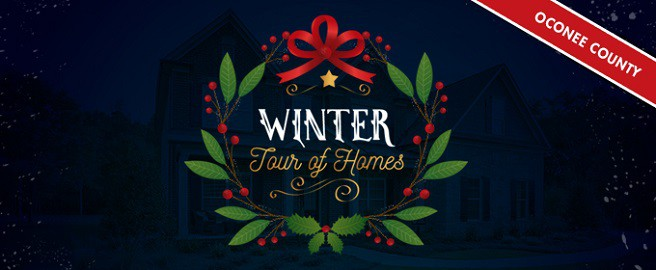 Explore New Oconee Homes at Winter Tour of Homes