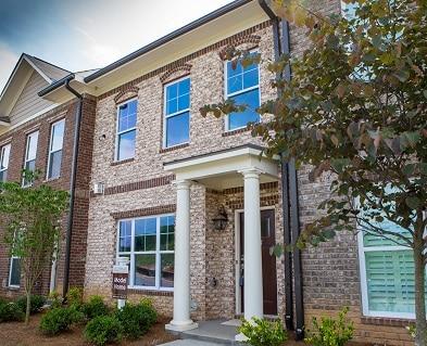 Brock Built Homes Wins Gold OBIE for West Highlands Townhome