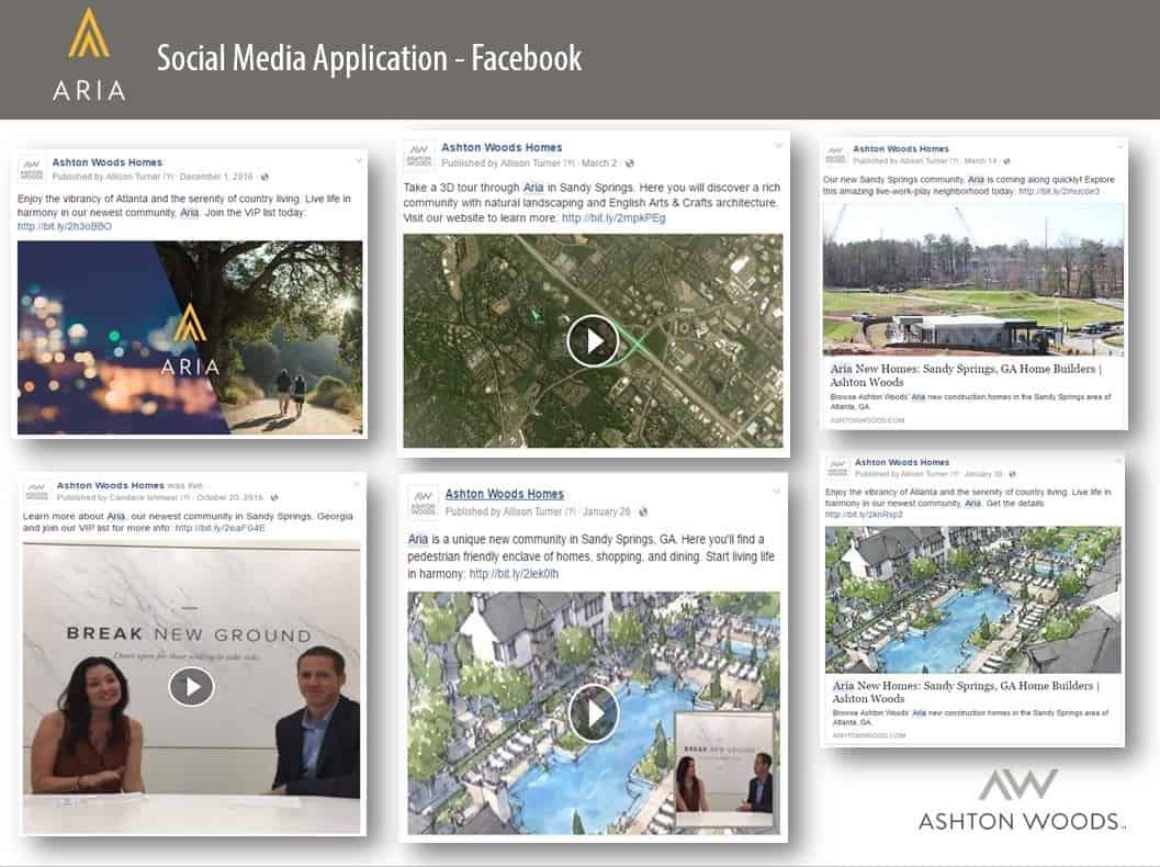 Ashton Woods Homes Wins Gold OBIE for Best Social Media Application ...