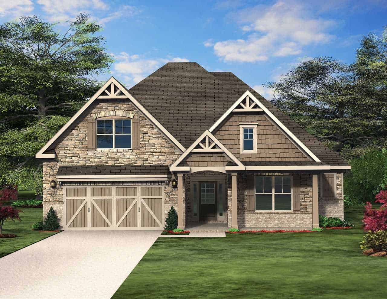 Paran Homes Hits the Halfway Mark at The Woods of Midvale – Paran Homes Floor Plans
