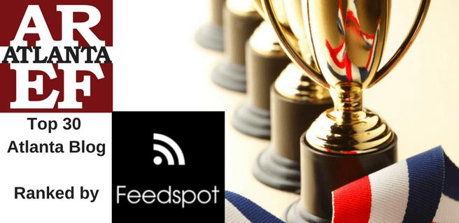 Atlanta Real Estate blog makes Feedspot blog list