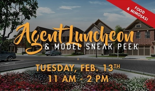 SR Homes to Host Agent Luncheon at Weston in Tucker