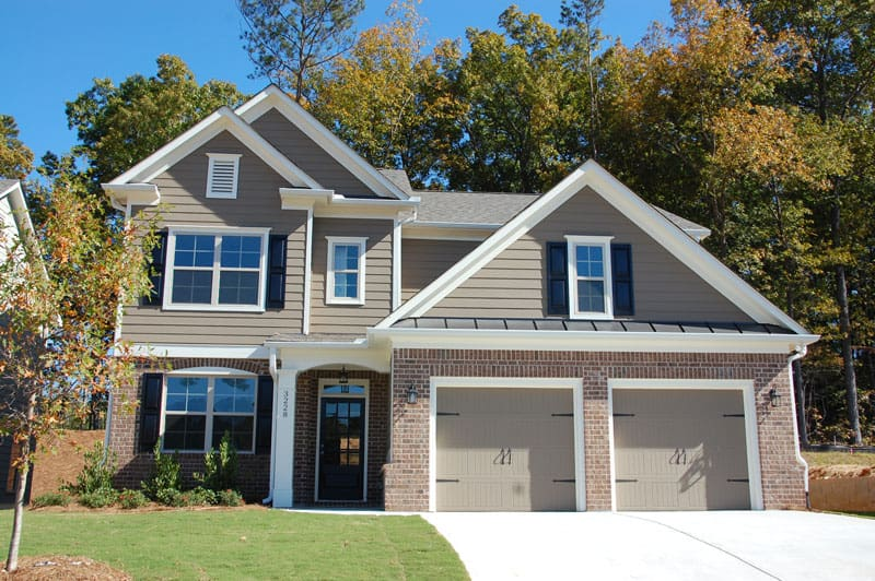 Fortress Builders Announces Savings at New Acworth Community
