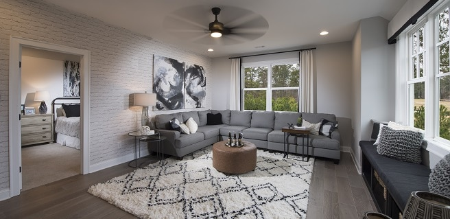 The Providence Group Opens New Model Home at Traditions