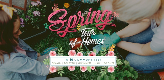 SR Homes Announces Spring Tour of Homes