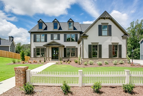 SR Homes Offering Outdoor Living Package on Final Williams Point Home