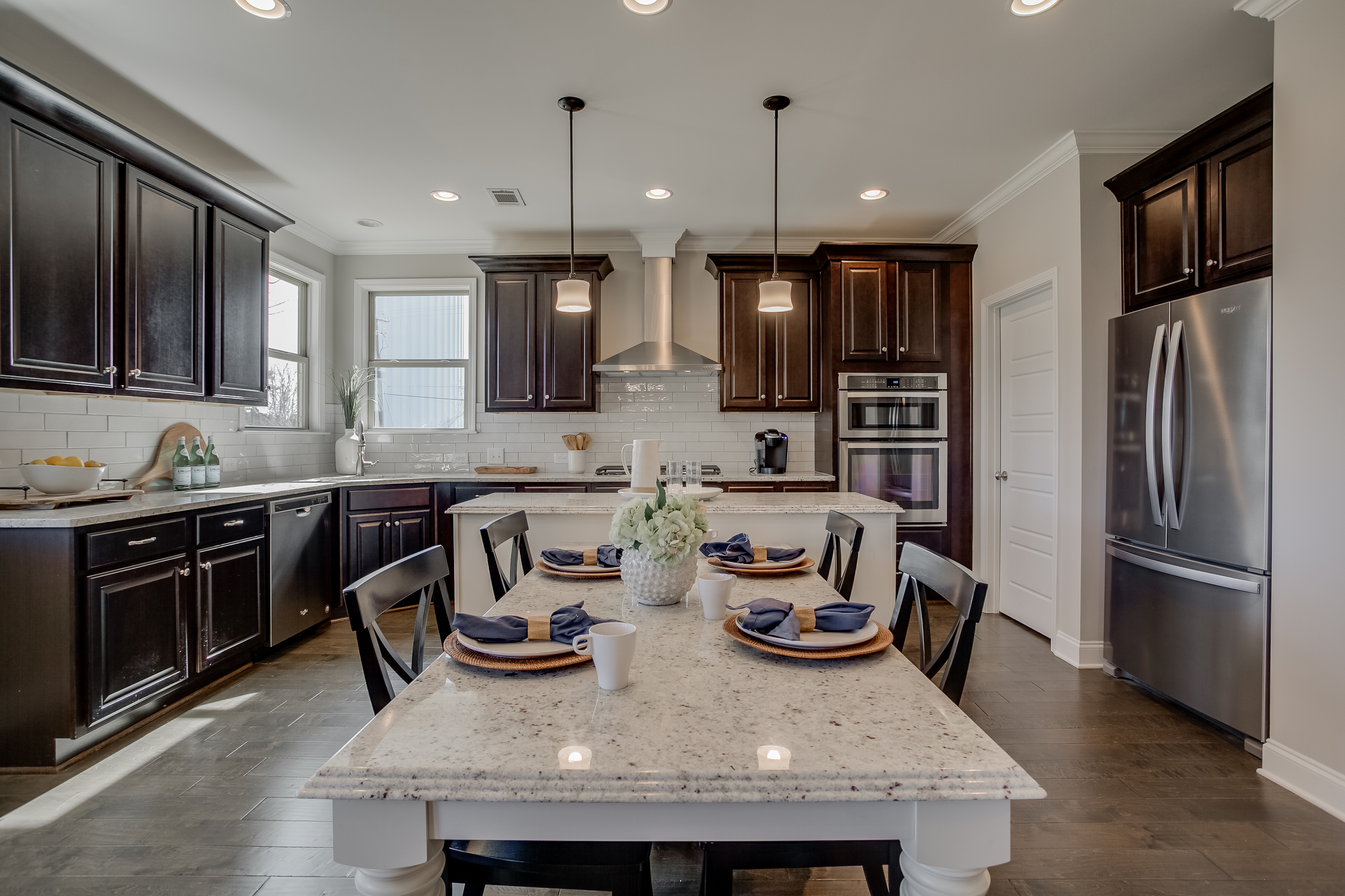 SR Homes Opens Decorated Model at New Cumming Community