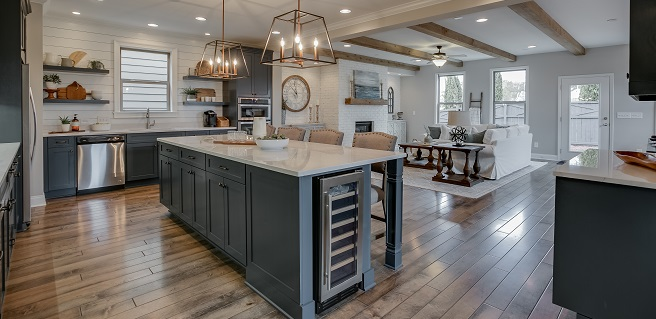 Decorated Model Home Now Open at New Tucker Community