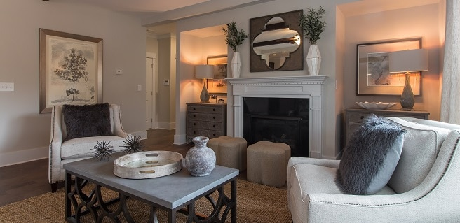 Paran Homes Raises the Curtain on Sweetwater Landing Model Home