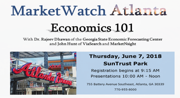 MarketNsight to Host Upcoming MarketWatch Atlanta at SunTrust Park
