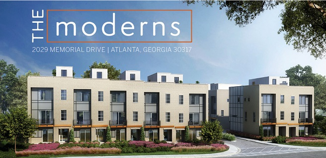 the moderns townhomes