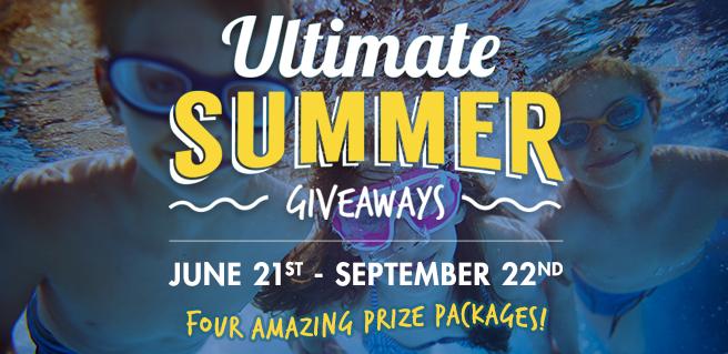 SR Homes Presents Ultimate Summer Giveaways
