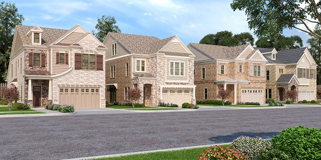 new homes in Alpharetta