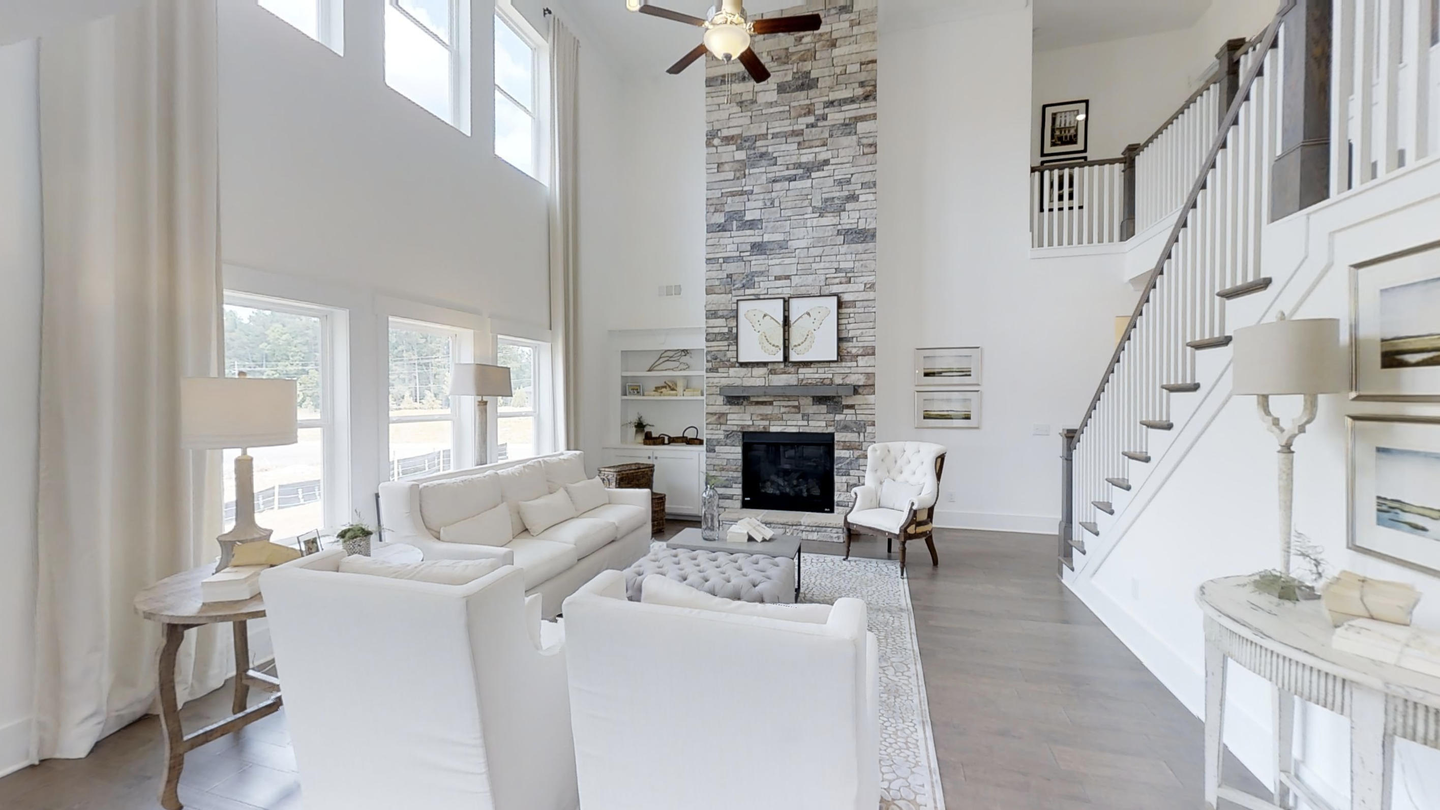 Paran Homes hosting agent luncheon in new Kennesaw model home