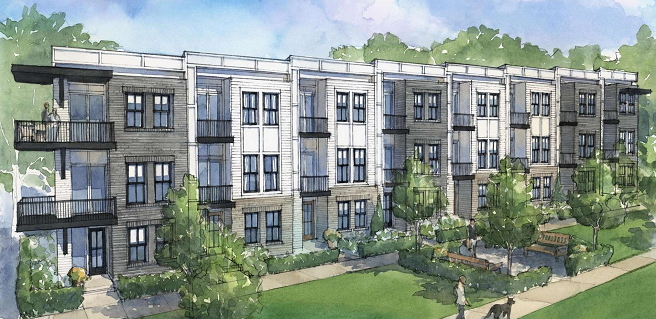 The Providence Group Releases Designs for New Woodstock Community