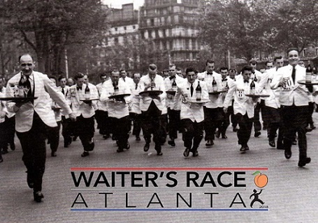The Waiters' Race