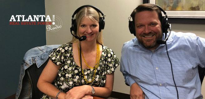 Stephen Haines on Atlanta Real Estate Forum Radio