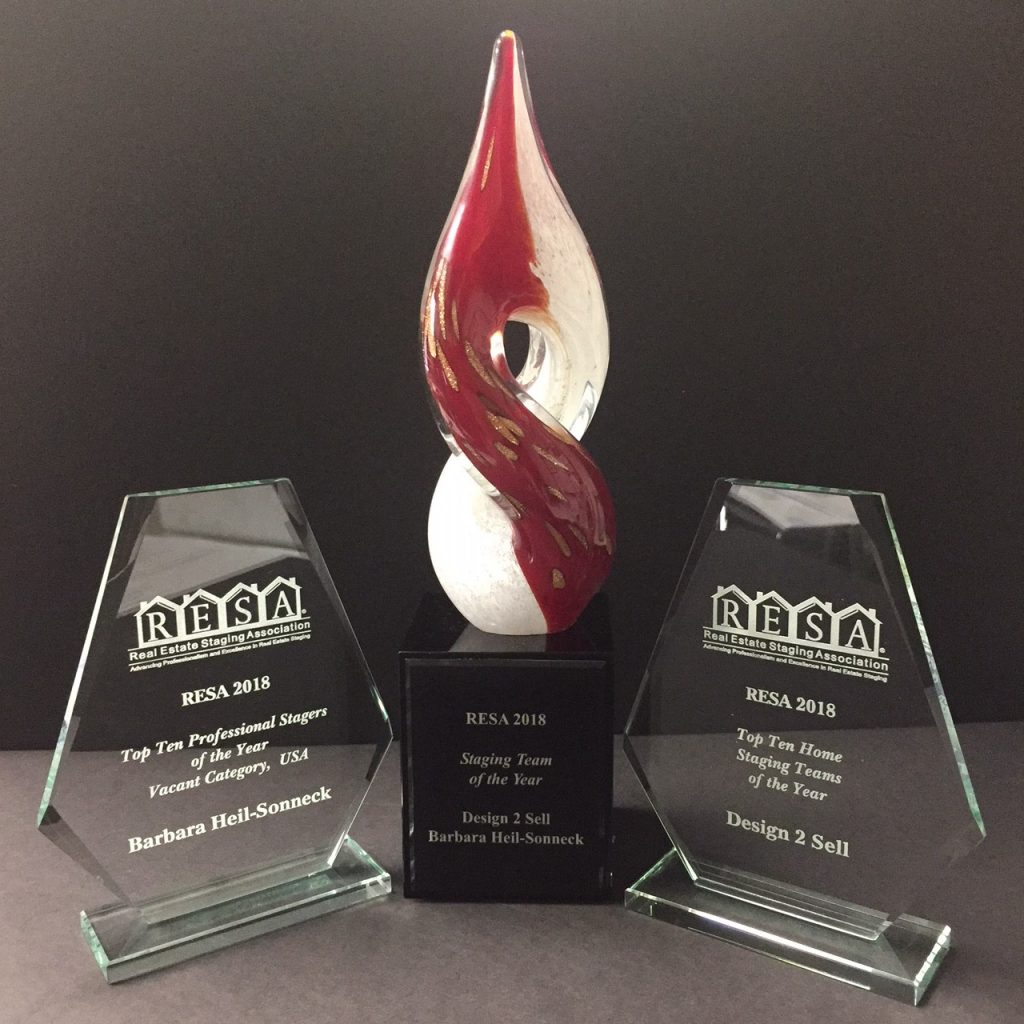 Home Staging Company Award