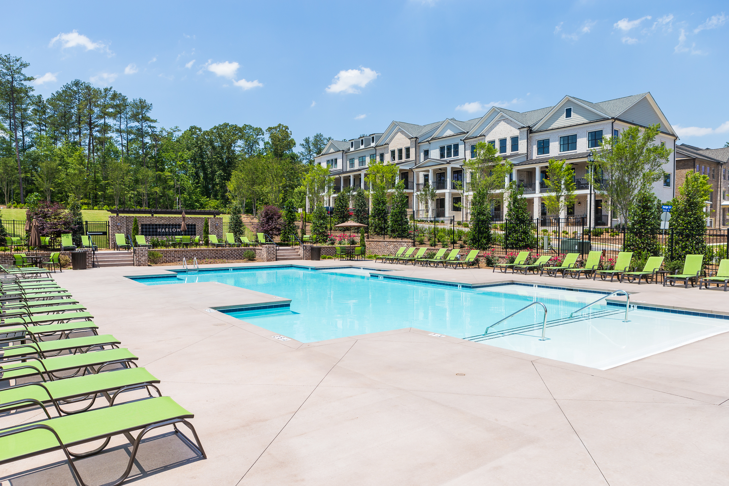 Harlow swimming pool