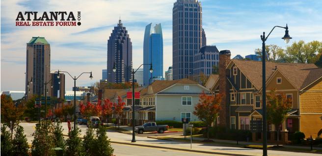 rising home prices in atlanta