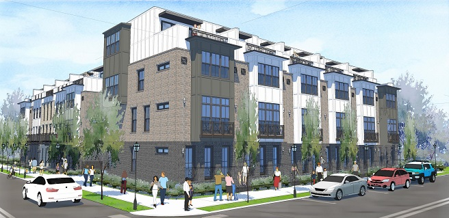 New Atlanta Townhomes Coming Soon to Old Fourth Ward