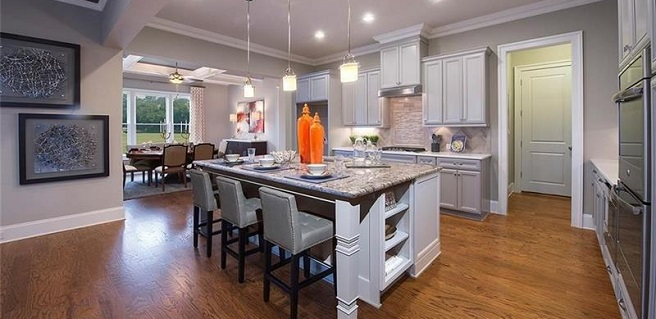 Model Home at Traditions Reduced During Dwell Well Home Event
