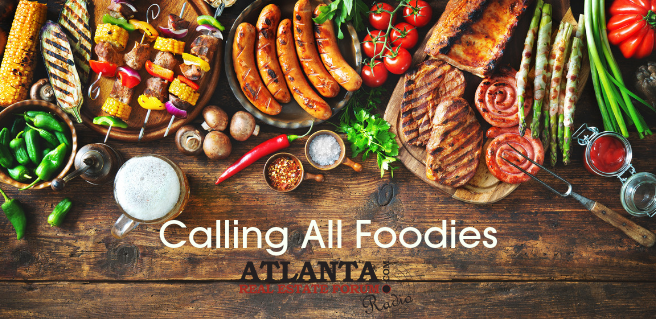 Calling All Foodies