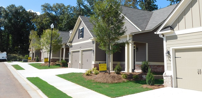 Fortress Builders Announces New Cobb Homes from $300,000s