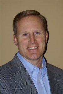 Todd Jones named division president