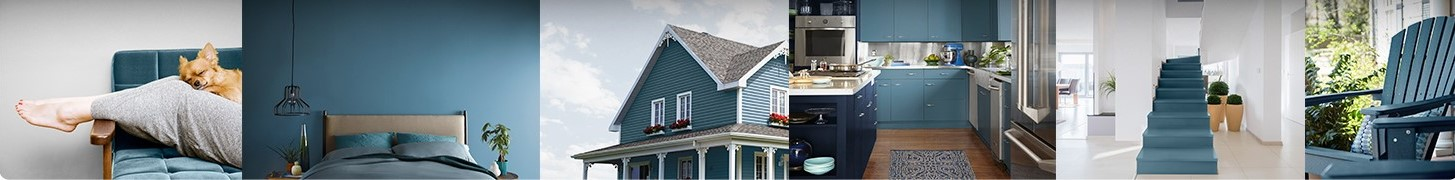 Blueprint, Behr's 2019 Color of the Year