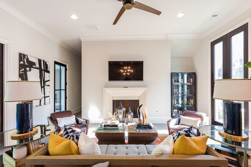 Community Closeout at New Buckhead Community by Monte Hewett Homes