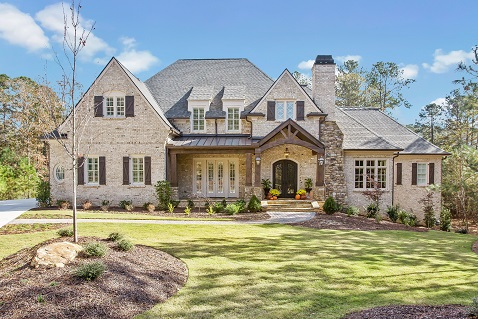 Robert Myers Wins Gold OBIE for a Custom Home in Suwanee