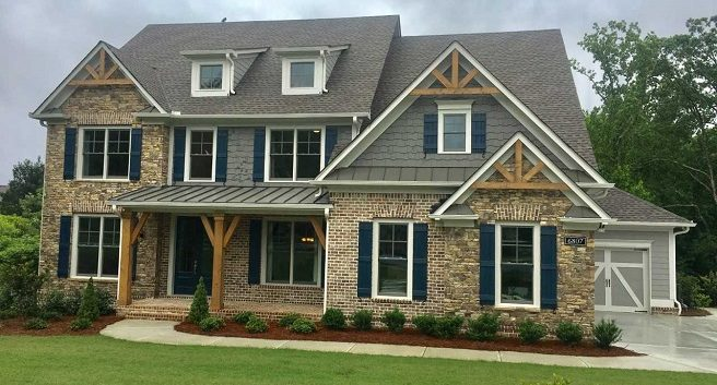 Harcrest Homes Wins Gold OBIE for Waterstone Model at Sterling on the Lake